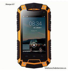 Gorila Sherpa V7 smartphone robusto todoterreno