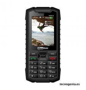 Maxcom Strong MM916 móvil resistente