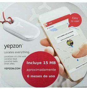 Localizador GPS Yepzon One Europa
