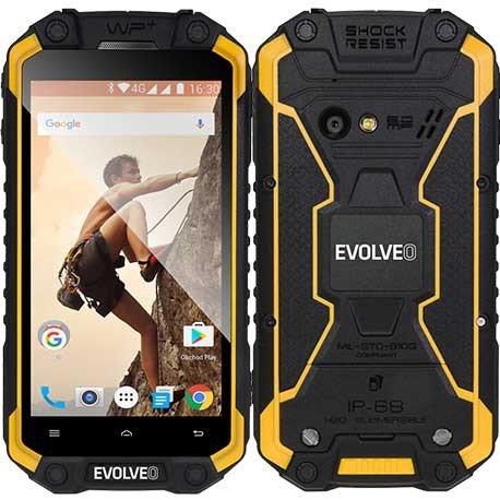 Evolveo StrongPhone Q9 teléfono móvil resistente