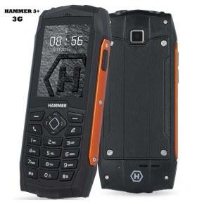 myPhone Hammer 3+ telefono resistente