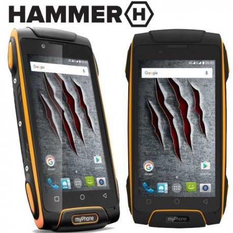 Hammer AXE M LTE de myPhone