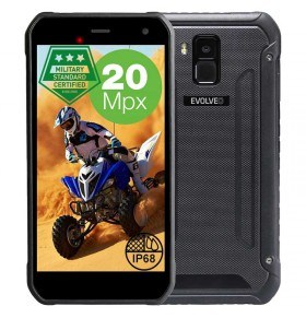 Evolveo StrongPhone G8 móvil todoterreno
