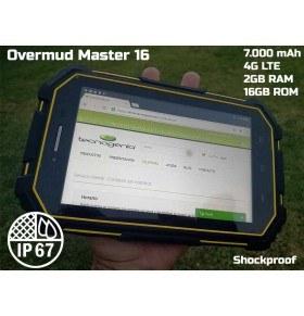 Tablet rugerizado Overmud Master16
