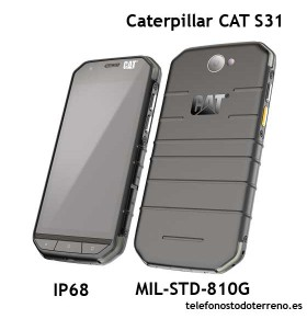 CAT S31 Caterpillar
