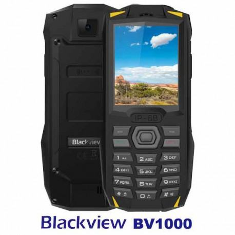 Blackview BV1000 rugged phone