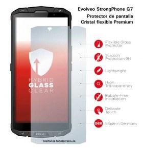 Protector de cristal Evolveo StrongPhone G7