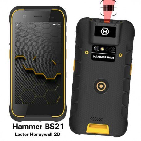 Hammer BS21 barcode scanner