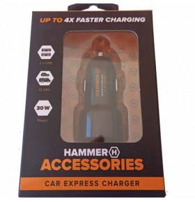 Cargador de coche Hammer