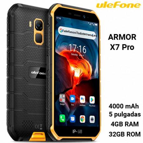 Ulefone Armor X7 Pro orange