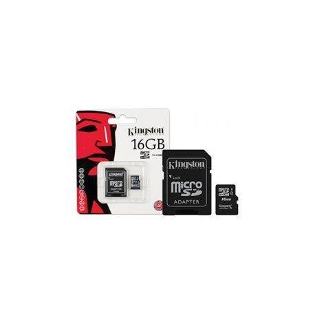 Tarjeta MicroSD 16GB HC10