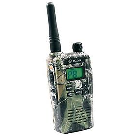 Walkie ALAN HP450 2A Mimetic resistente y sumergible IP67 810F