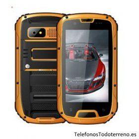 Tecnogenia S09 con NFC y Walkie smartphone todoterreno