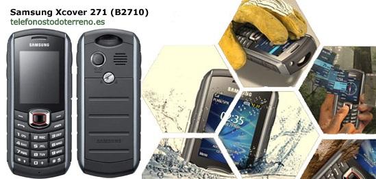 Samsung Xcover 271 en Telefonostodoterreno.es