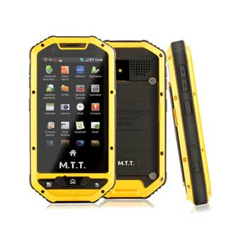 MTT Smart Multimedia smartphone robusto