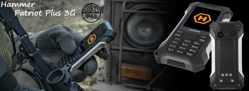 Hammer Patriot Plus
