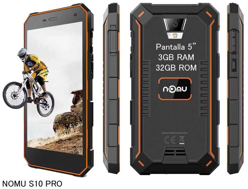 Nomu S10 Pro IP69 shockproof