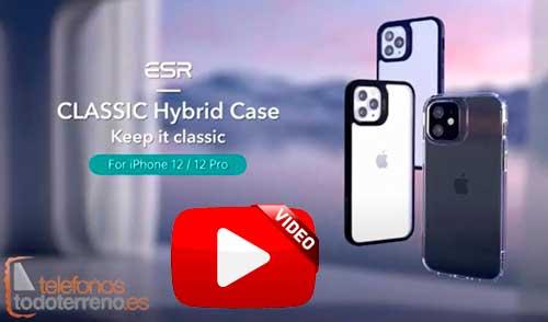 ESR Classic Hybrid Case