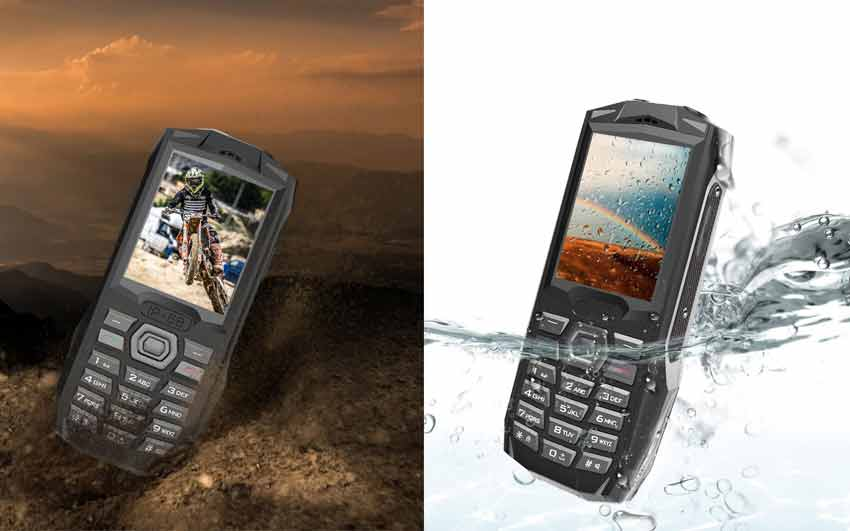 Blackview BV1000 sumergible y resistente