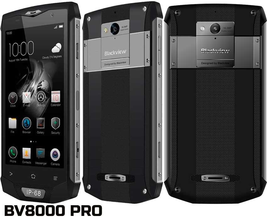 BV8000 Pro de Blackview