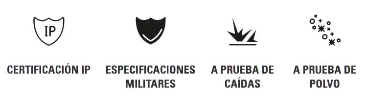 Certificaciones de CAT