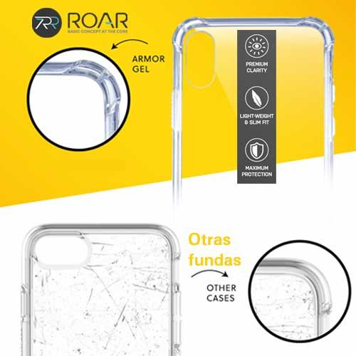 Funda de móvil Roar Armor Gel