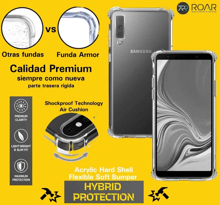 Funda para móvil Samsung Armor Gel