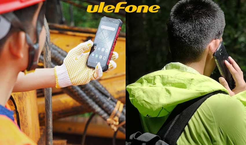 Móvil para empresas Ulefone Armor X5 Pro